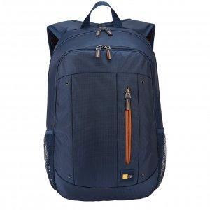 Case Logic Jaunt Backpack 15.6 inch dress blue backpack