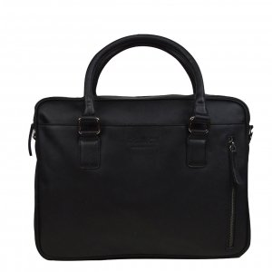 "DSTRCT Premium Collection Laptopbag 14"" black"