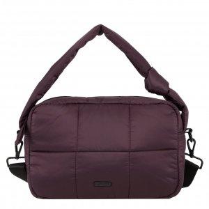Day Et RE-Q XL Puffy Camera Shoulder Bag cabernet