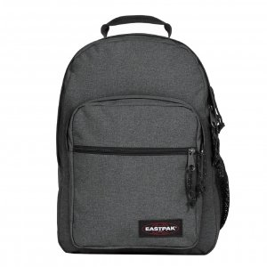 Eastpak Morius Rugzak black denim backpack