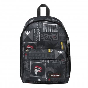 Eastpak Out Of Office Rugzak wall art black