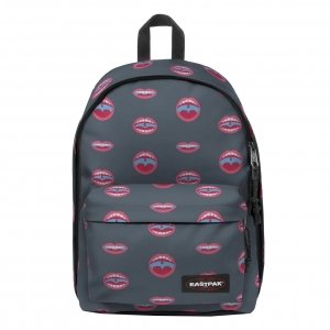 Eastpak Out Of Office Rugzak wall art mouth