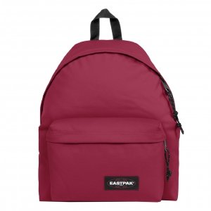Eastpak Padded Pak'r Rugzak rooted red