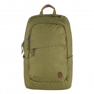 Fjallraven Raven 20L foliage green backpack