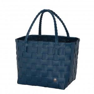 Handed By Paris Shopper ocean blue Damestas