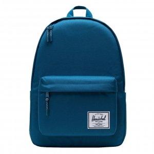 Herschel Supply Co. Classic Rugzak XL moroccan blue Laptoprugzak