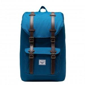 Herschel Supply Co. Little America Mid-Volume Rugzak moroccan blue Laptoprugzak