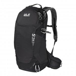 Jack Wolfskin Crosstrail 24 LT Hiking Pack black backpack