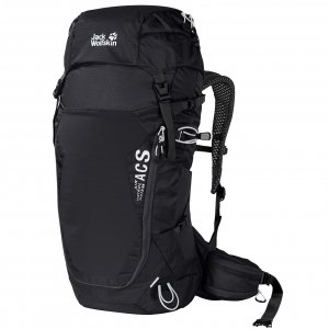Jack Wolfskin Crosstrail 30 ST Hiking Pack black backpack