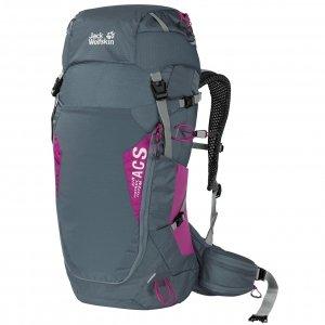 Jack Wolfskin Crosstrail 30 ST Hiking Pack storm gren backpack