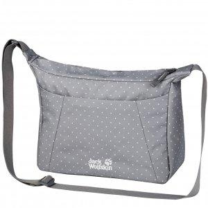 Jack Wolfskin Valparaiso Bag alloy dots Damestas