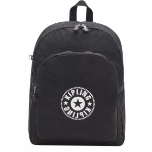Kipling Curtis L Cen Backpack black lite