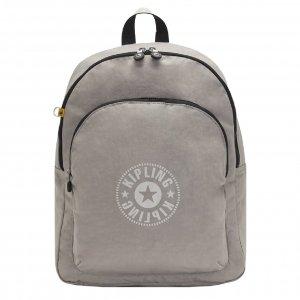 Kipling Curtis L Cen Backpack grey gris combo