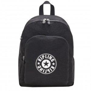 Kipling Curtis M Cen Backpack black lite