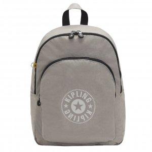 Kipling Curtis M Cen Backpack grey gris combo