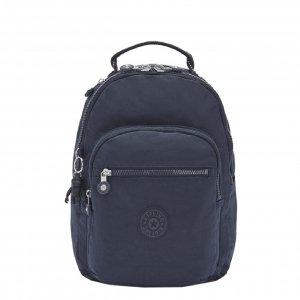 Kipling Seoul S Rugzak blue blue 2 backpack