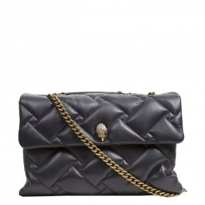 Kurt Geiger Kensington Soft XXL Bag black Damestas