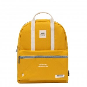 Lefrik September Classic Backpack mustard