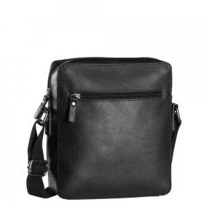 Leonhard Heyden Dakota Messenger Bag XS black Herentas