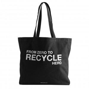 Markberg Isidora Recycled Hero Shopper black Damestas