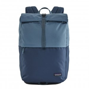 Patagonia Arbor Roll Top Pack abalone blue backpack