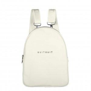 SUITSUIT Fabulous Fifties Backpack egg white Damestas