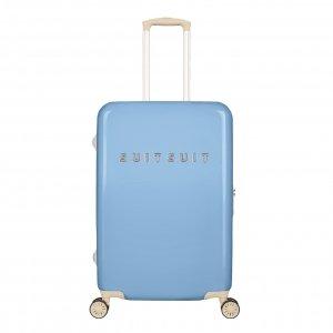 SUITSUIT Fabulous Fifties Trolley 66 alaska blue Harde Koffer
