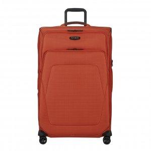 Samsonite Spark SNG Eco Spinner 79 Expandablemaple orange Zachte koffer