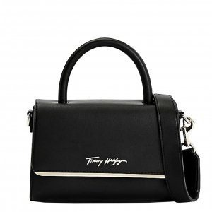Tommy Hilfiger Women Modern Bar Bag black Damestas