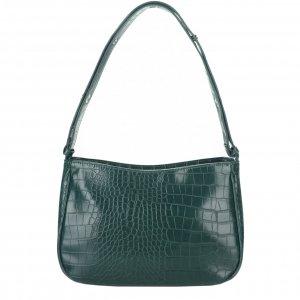 Unlimit Kerry Shoulder Bag forest green Damestas