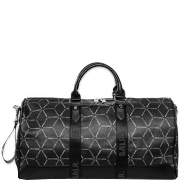 Balr. LOAB AOP Duffle Bag black Handbagage koffer Trolley