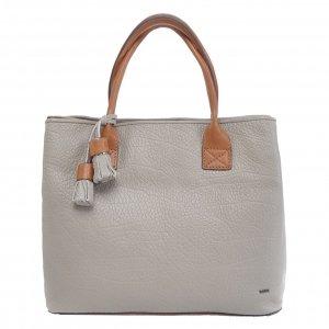 Berba Chamonix Shopper Ladies Bag dust Damestas