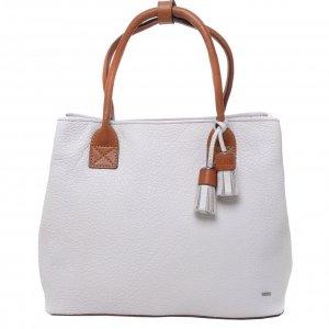 Berba Chamonix Shopper Ladies Bag pebble Damestas