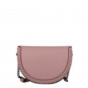 Bulaggi Anemoon Half Moon Bag dusty pink Damestas