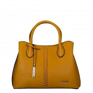 Bulaggi Anemoon Handbag dark yellow Damestas