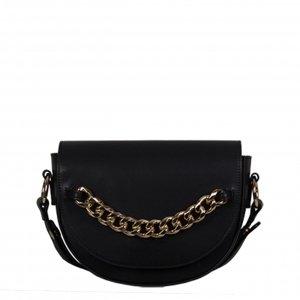 Bulaggi Chainy Half Moon Bag black Damestas