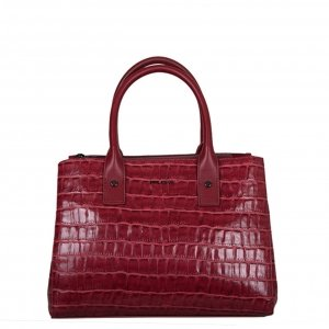 Bulaggi Iris Shopper red Damestas