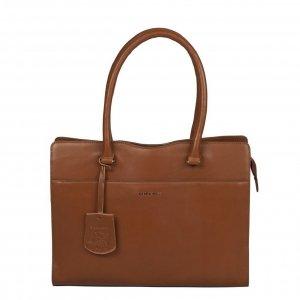 Burkely Parisian Paige Workbag 14'' brulee cognac