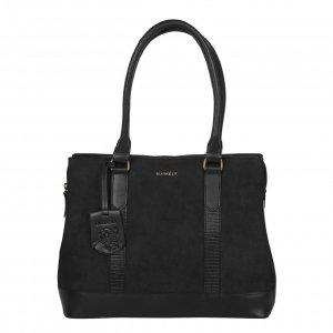 Burkely Soul Sem Handbag M 13.3'' black