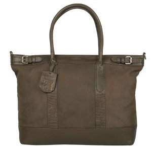 Burkely Soul Sem Workbag 15.6'' dark olive
