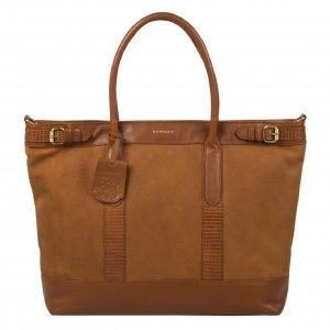 Burkely Soul Sem Workbag 15.6'' leaf cognac