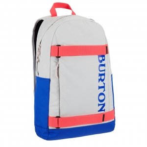 Burton Emphasis 2.0 26L Rugzaklunar gray/cobalt backpack