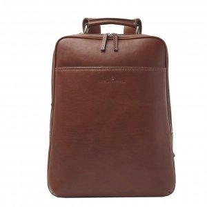 Castelijn & Beerens Verona Laptop Rugzak 15.6'' + tablet RFID lichtbruin backpack