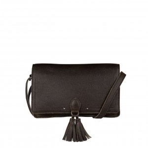 Cowboysbag Keig Travel Wallet dark green Damestas