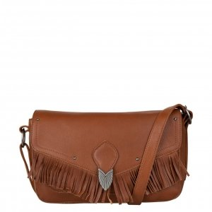 Cowboysbag Laggan Crossbody Bag tan Damestas