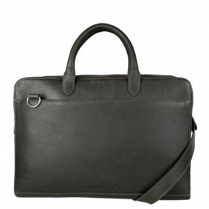 "Cowboysbag Laide Laptopbag 15.6"" dark green"