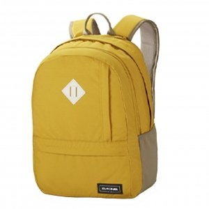 Dakine Essentials Pack 22L mustard moss backpack