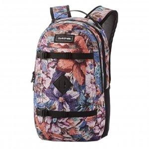 Dakine Urbn Mission Pack 18L 8 bit floral backpack