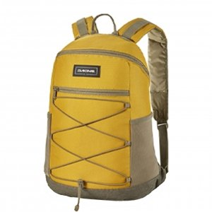 Dakine Wndr Pack 18L mustard moss