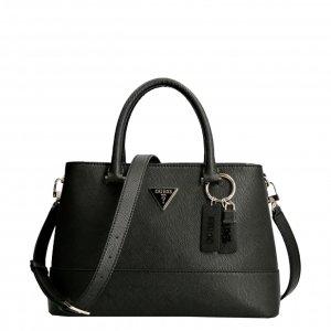 Guess Cordelia Luxury Satchel black II Damestas